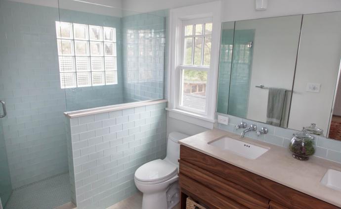 Oakhurst Bathroom Addition