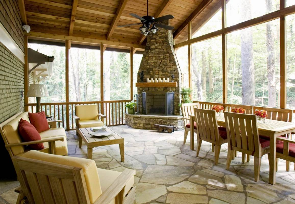 Small Carpenters at Large on Large Back Porch Ideas id=55645