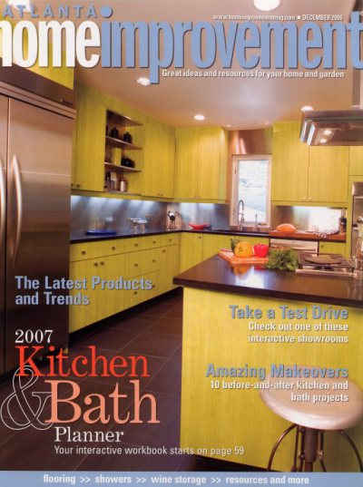 Atlanta Home Improvment Magazine